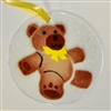 Yellow Bear Suncatcher