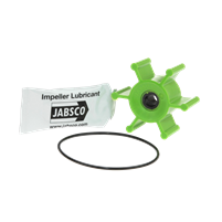 Fat Sac Jabsco Metal Ballast Puppy Impeller
