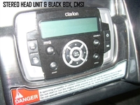 STEREO HEAD UNIT & BLACK BOX CMS1