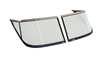 WINDSHIELD WINGS, 200 OB & 200 CB, 2010-14