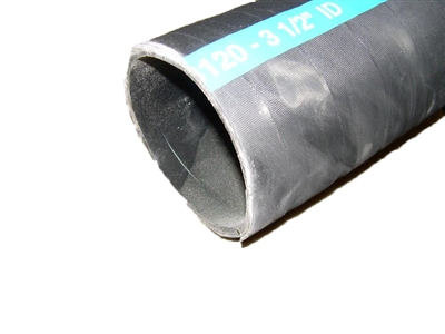 "HOSE EXHAUST 3.5"" SOFTWALL"