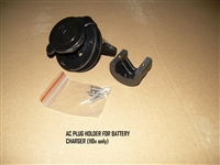 AC PLUG HOLDER FOR BATTERY CHARGER (110v only) 110016