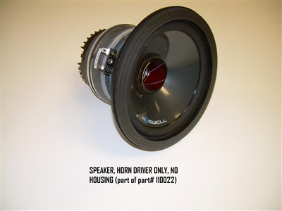SPEAKER HORN DRIVER ONLY NO HOUSING (part of part# 110022)
