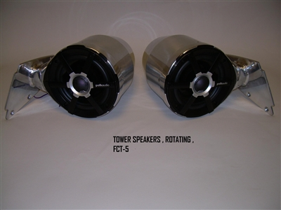 TOWER SPEAKERS ROTATING FCT-5