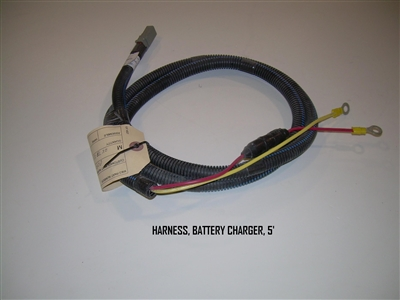 HARNESS BATTERY CHARGER 5'