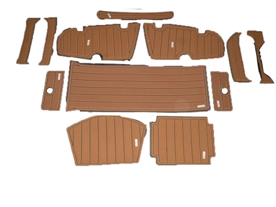 NON-SKID FAUX TEAK 230 DECK & INT