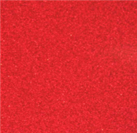POLY FLAKE .004 VICTORY RED