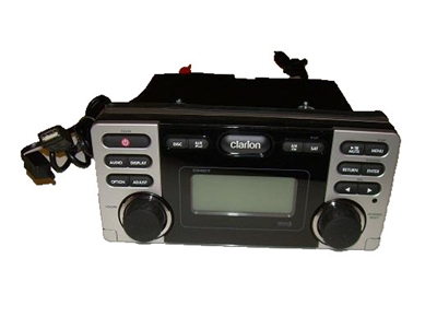 HEAD UNIT STEREO AM/FM/CD/IPOD CMD8 ( replaces CMD7 )