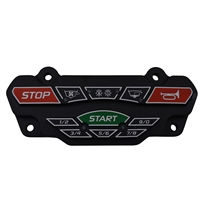 Nautique Dashboard Keypad for 2012 and Newer Models - 120047