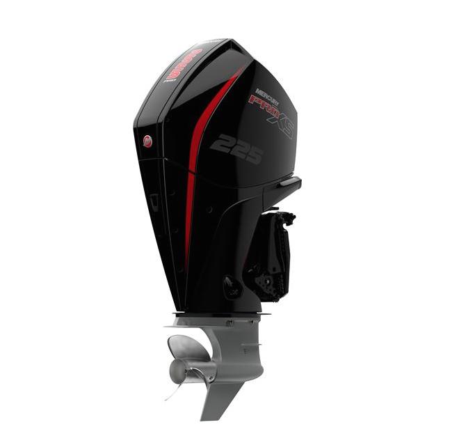 Mercury 225L Pro XS DTS Pro Black Torque Master 1 75