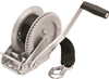 Fulton Single Speed Max Load Trailer Winch