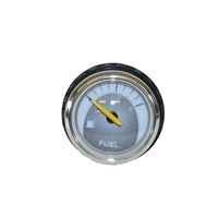GAUGE FUEL LEVEL 2 FARIA W/SILVER BEZEL 2003-2006
