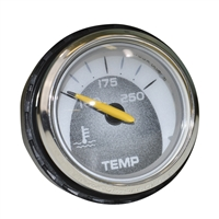 "GAUGE ENGINE TEMPERATURE 2"" FARIA W/SILVER BEZEL 2003-2006"