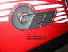 DECAL, CHROMAX PLUS, G23 MODEL DESIGNATOR 130127