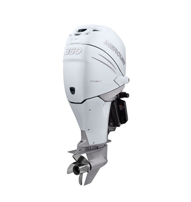 "Mercury 350CXXL Verado Cold Fusion White 5.44"" 1.75 HD"