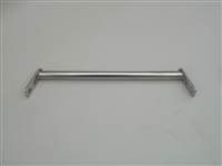 WINDSHIELD STANCHION 10 3/8IN. POLISHED STAINLESS STEEL G-SERIES 150066
