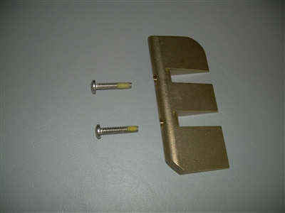 BRASS RUDDER TRIM TAB - 150197 Replaces 5985