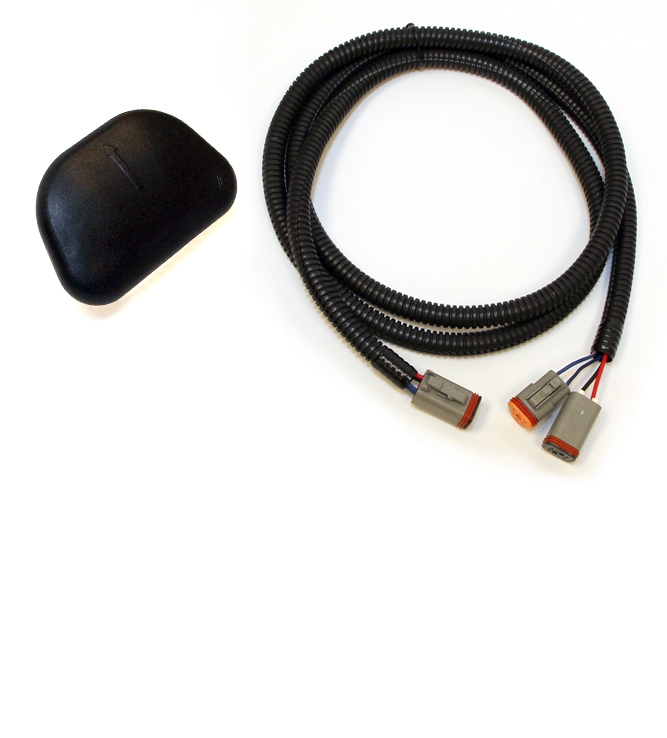 Zero Off 3-Event Boat GPS Antenna with Harness - ZEROOFF-E1886005A