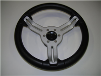 Nautique Steering Wheel, 3 Spoke - 170164