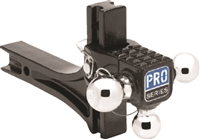 Pro Series Adjustable Tri-Ball Mount System