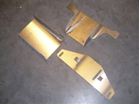 GATE HYDRO ASSY (3 PC) FOR TRANSOM OF SV 211 2004-   AND 196/206  2006-08   ONLY USED FOR 211 IN 2009. 2666
