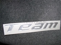 DECAL   TEAM   PACKAGE DESIGNATOR  CHROME 2006-