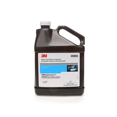 3M Super Duty Rubbing Compound, Gal.