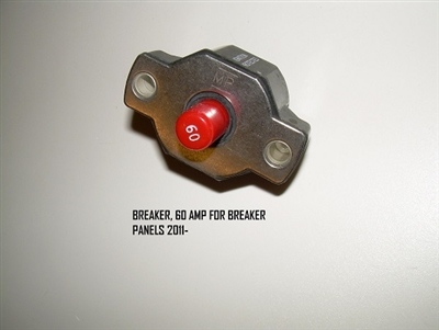 BREAKER 60 AMP FOR BREAKER PANELS 2011-On - 5190
