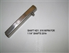 SHAFT KEY 5/16 W/PIN FOR 1  1/4 IN   SHAFTS 2014- On 5350