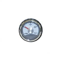 "Gateway System Oil Pressure Gauge For 2007-08 Nautiques (2""-dia.)"