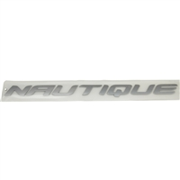 DECAL, CHROMAX NAUTIQUE 1.4 INCHES X 22 INCHES - 80027
