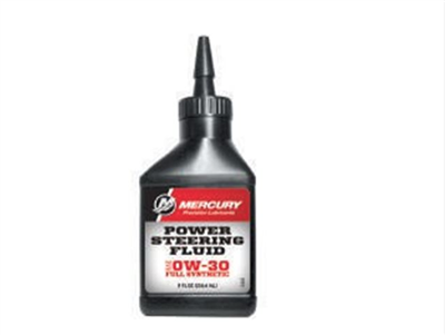 Mercury Synthetic Power Steering Fluid SAE 0W-30