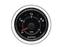Mercury-Mercruiser 79-8M0052846 GAUGE WATER LEVEL Black