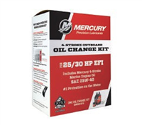 Mercury-Mercruiser 8M0081915 OIL CHANG KT