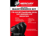 Mercury 8M0097855 75-115 HP Service Kit 300 Hours
