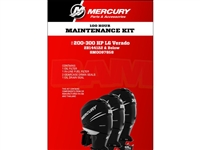 Mercury 8M0097858 Verado L6 Service Kit 100 Hour