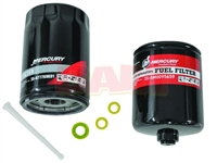 Mercury 8M0120657 Verado L6 Service Kit 100 Hour