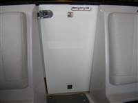 AIR DAM DOOR WHITE ACRYLIC SV216