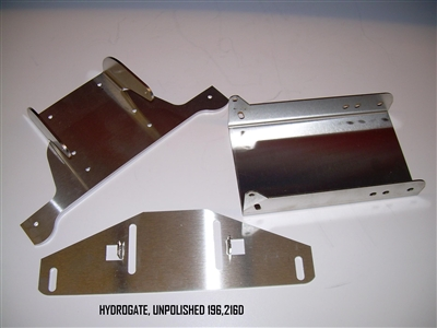 HYDRO GATE UNPOLISHED 3 PART ASSEMBLY 211 216V  226 90293