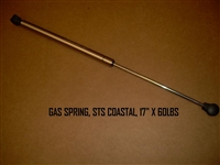 GAS SPRING 17 INCH 60 LB. STS - 90535