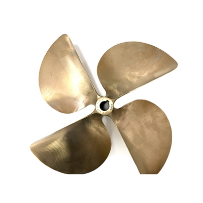 "ACME 2561 4 Blade 17"" x 17"" Propeller (Refurbished)"