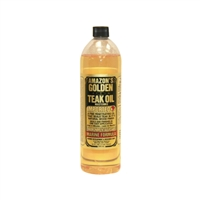 Amazon's Golden Teak Oil