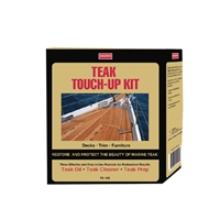 Amazon's Teak Touch-Up Kit
