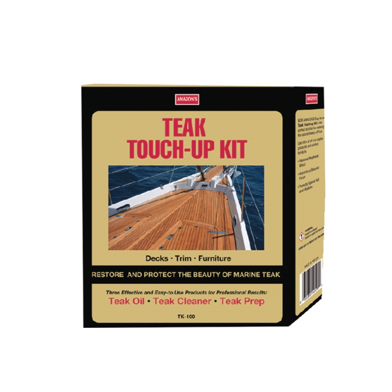 S Teak Touch Up Kit