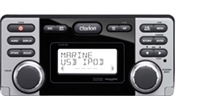 CLARION MARINE WATERTIGHT CD/USB/MP3/WMA RECEIVER CMD8