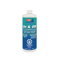 On & Off Hull & Bottom Cleaner, 946 ml