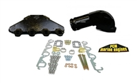 All Ford HO Engines 3.5'' Manifold Kit (GT40)
