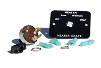 Heater Craft Switch Kit