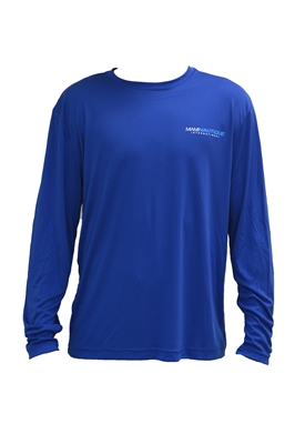 MIAMI NAUTIQUE INTERNATIONAL MEN'S SPF SHIRT