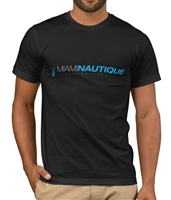 Miami Nautique International Logo's Men's T-Shirt